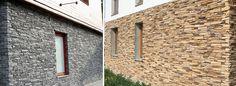 Umělý kámen jako fasádní obklad | Kamenné obklady ŘEPA