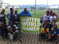 Young SA athletes joing the United World Games in the UK The United World Games (UWG) -- hosted in South Africa and the United Kingdom -- are embarking on a UK roadshow from 12 – 18 October 2014 to schools and sport clubs in and around London http://www.thesouthafrican.com/?p=165732