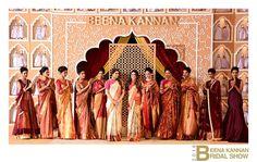 Seematti #BeenaKannan #BridalShow 2016.