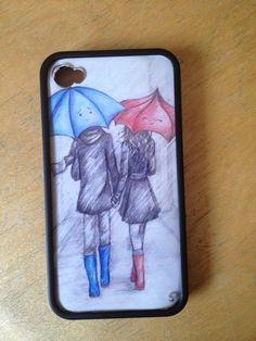 The Blue Umbrella (iPhone 4-4s) Disney Short Film... Awww I loved this short film, it was so cute :)