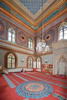 The Yıldız Hamidiye Mosque, Istanbul, Turkey