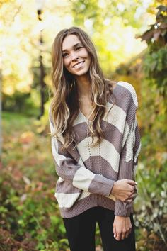 Oversize Knit Sweater-2 colors!