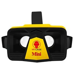 Laimeng 3D VR Case Mini Box Virtual Reality Glasses For 463 inch SmartPhone >>> More info could be found at the image url.Note:It is affiliate link to Amazon.