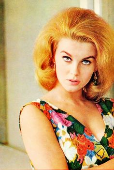 Ann-Margret, c. 1960s.