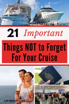 Cruise Excursions, Cruise Destinations, Cruise Port, Cruise Travel, Cruise Vacation, Packing List For Cruise, Cruise Tips, Packing Lists, Cruise Ship Reviews