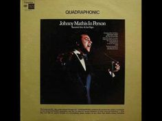 Johnny Mathis Recorded Live In Person in Las Vegas - YouTube