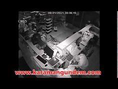 Karaman'da ki Kasa Hırsızlarının Hazin Sonu