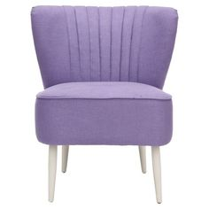 I pinned this Felicity Accent Chair in Purple from the Safavieh event at Joss & Main!