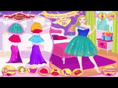261216 Now and Then Barbie Sweet Sixteen Barbie Games Fashion Games For Girls, Barbie Games, Sweet Sixteen, Special Events, Aurora Sleeping Beauty, Disney Princess, Disney Characters, Birthday, Barbie Party Games