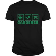Gardener T-Shirts - Mens T-Shirt | Best T-Shirts USA are very happy to make you beutiful - Shirts as unique as you are.