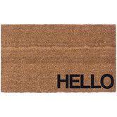 Found it at Wayfair - The Hello Doormat