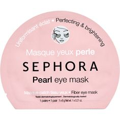 SEPHORA COLLECTION Eye Mask Eye (6.55 CAD) ❤ liked on Polyvore featuring beauty products, skincare, eye care, sephora collection and eye mask