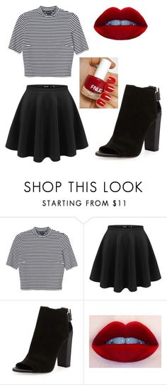 """""""Untitled #3"""" by jake-deluca ❤ liked on Polyvore featuring Monki and Vince"""