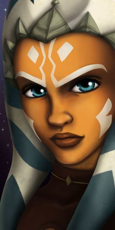 Ahsoka Tano by AshleyKayley.deviantart.com on @DeviantArt