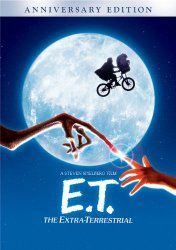 E.T. The Extra-Terrestrial Anniversary Edition: A troubled child summons the courage to help a friendly alien escape Earth and return to his home-world.  http://www.reallygreatstuffonline.com/e-t-the-extra-terrestrial-anniversary-edition/