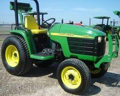 Page 34 - Quick repair John Deere Compact Tractors, John Deere Tractors, Utility Tractor, Manual, Heavy Equipment, Vehicles, Pdf, Textbook, Car