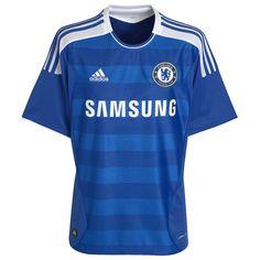 5ea82f85f Chelsea FC (England) - 2011 2012 Adidas Home Shirt Football Accessories