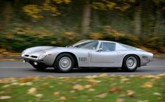 1966 Bizzarrini 5300 GT Strada Alloy at Scottsdale Auction 2009 Preview – Gooding & Company