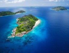 Seychellerna - smekmånad