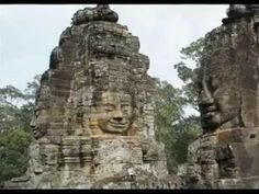 Angkor Wat Temple  http://www.vacationsiemreaptours.com/... Experience Cambodian magnificent glory of Angkor temple complex. Reveal wonderful Angkor Wat, the wonder of the world's listed sites. From amazing sunrise at Angkor Wat to the most interesting tree roots over the temple, The Bayon temple with more than 200 smiling faces are fascinating in mystery while others are well present.
