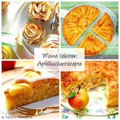 Meine liebsten Apfelkuchenrezepte #patcespatisserie