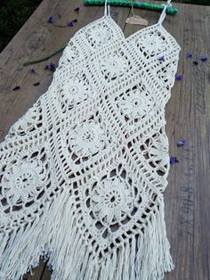 Crochet Boho Dress Summer Dress Beach Dress Bikini cover ups swimsuit cover up Crochet Festival Dress Fringe Dress Boho Crochet Maxi Source by kmbrlysttn Crochet Summer Dresses, Boho Summer Dresses, Beach Dresses, Boho Dress, Dress Beach, Dress Summer, Fringe Dress, Maxi Dresses, Crochet Beach Dress