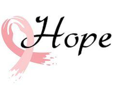 hope cancer ribbon tattoo by Deanna Rosa, via Flickr