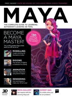 3D World Pro Software Training: Maya | 3D World | Creative Bloq