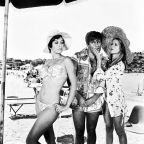 Finos Film - Photo Gallery Ταινίας: 'Η Παριζιάνα' (1969) Old Greek, Actor Studio, Old Movies, Classic Movies, Old School, Actors & Actresses, Greece, Cinema, Couple Photos
