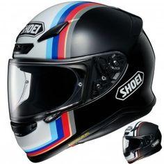 Shoei RF-1200 Recounter Mens Street Riding DOT Motorcycle Helmets