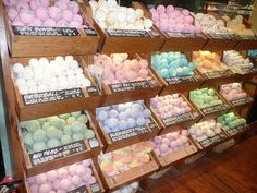 You find out that LUSH products magically cure anything. Stressed out? Suffer from eczema? Have a crazy ex? | What It's Like To Shop At LUSH