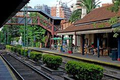 Tren de la Costa, Buenos Aires