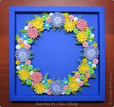stranamasterov.ru/  - Quilled wreaths (Searched by Châu Khang)