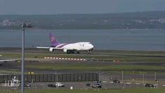Thai Airways take off - aviation / airplane video Video by on igVideo by on ig Boeing Aircraft, Passenger Aircraft, Fighter Aircraft, Fighter Jets, Commercial Plane, Commercial Aircraft, Emirates Airbus, Thai Airways, Dubai Airport