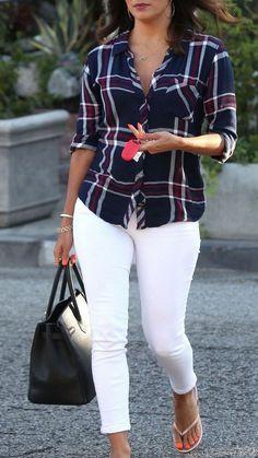 Eva Longoria Casual Style