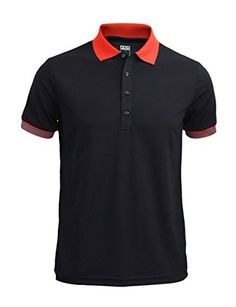 BCPOLO Men's Stylish Sportswear Polo T-shirt Functional Coolon Fabric Golfwear-S-black XS BCPOLO http://www.amazon.com/dp/B00S0ORQNM/ref=cm_sw_r_pi_dp_xhy7ub1Q5X9T3