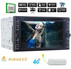 Upgrade Eincar Android 6.0 Car Radio Stereo 6.2 inch Touch Screen DVD Player Car GPS Navigation System In Dash Double 2 Din Headunit Autoradio Support WIFI/3G/OBD/DAB+/SWC Bluetooth Screen Mirroring + 4G Dongle https://www.eincar.com/car-dvd/android-car-dvd/upgrade-eincar-android-6-0-car-radio-stereo-6-2-inch-touch-screen-dvd-player-car-gps-navigation-system-in-dash-double-2-din-headunit-autoradio-support-wifi-3g-obd-dab-swc-bluetooth-screen-mirroring-4g-dongle.html
