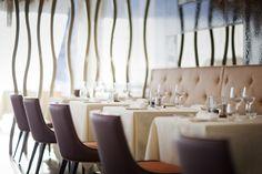 Jumeirah at Etihad Towers Hotel - Abu Dhabi Restaurants - BiCE - Italian