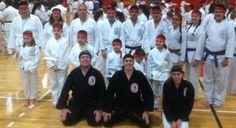 Dec 2014 shiai- Randolph Martial Arts Academy group pic