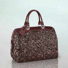 Louis Vuitton Speedy Sequins M40798