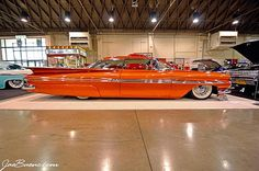 Event Coverage ~ 2012 Grand National Roadster Show ~ Friday - Fatlace™ Since 1999 Lowrider, 1959 Chevy Impala, Chevy Chevrolet, Cute Cars, Car Insurance, Chevy Trucks, Swagg, Cars And Motorcycles, Luxury Cars