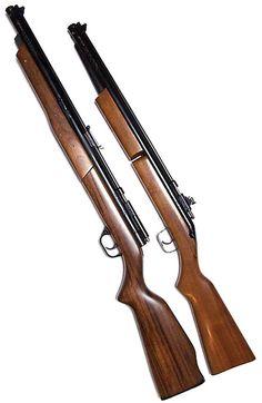 Benjamin 397C (Carbine) and Benjamin 397R (Rifle) Pneumatic Air Rifles