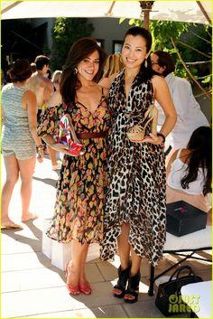 one of my favorite @tbagslosangeles dress @justjessStyle @justfabonline pool party!  www.tbagslosangeles.com