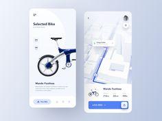 UI Design Inspiration 39 – Graphic Design Inspiration – Make Mobile Applications Design Web, Website Design Layout, App Ui Design, Dashboard Design, Ui Kit, Design Thinking, Motion Design, Ui Buttons, Car App