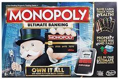 Monopoly ha compiuto 80 anni! E lo storico gioco in scatola si rimodernizza! Niente più banconote, ma comode carte di credito.. Non ti viene voglia di fare una partita? SEGUICI ANCHE SU TELEGRAM: telegram.me/cosedauomo