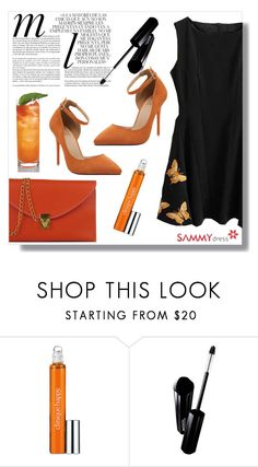 """""""Be Like Butterfly"""" by goldenhour ❤ liked on Polyvore featuring Clinique, Whiteley and Shiseido"""