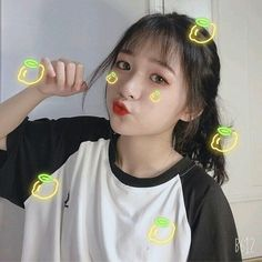 Pretty Korean Girls, Cute Korean Girl, Beautiful Asian Girls, Uzzlang Girl, Girl Day, Girl Emoji, Korean Girl Photo, Vietnam Girl, Fake Girls