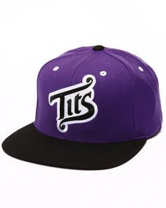 Buy TITS Snapback Cap Men's Hats from T.I.T.S.. Find T.I.T.S. fashions & more at DrJays.com