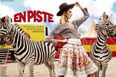 Santa Urbane by Bruno Barbazan for Cosmopolitan France March 2015