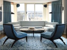 Best Hotels in New York City: Readers' Choice Awards : Condé Nast Traveler: The London NYC